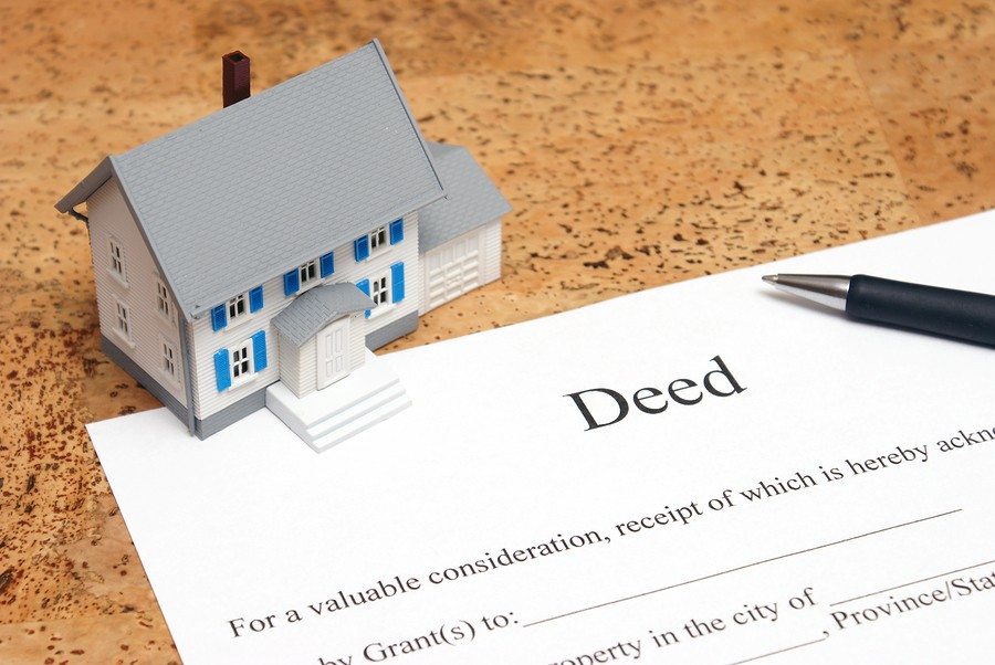 Deed or Deed of Trust?