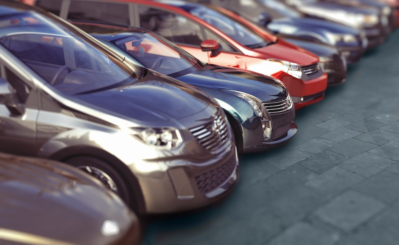 Purchasing a car during/after bankruptcy