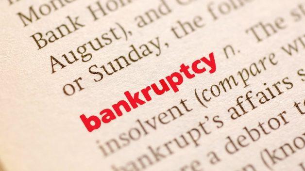 Rebuild credit after bankruptcy/bancarrota