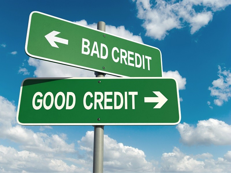 credit score rebuilding after bankruptcy