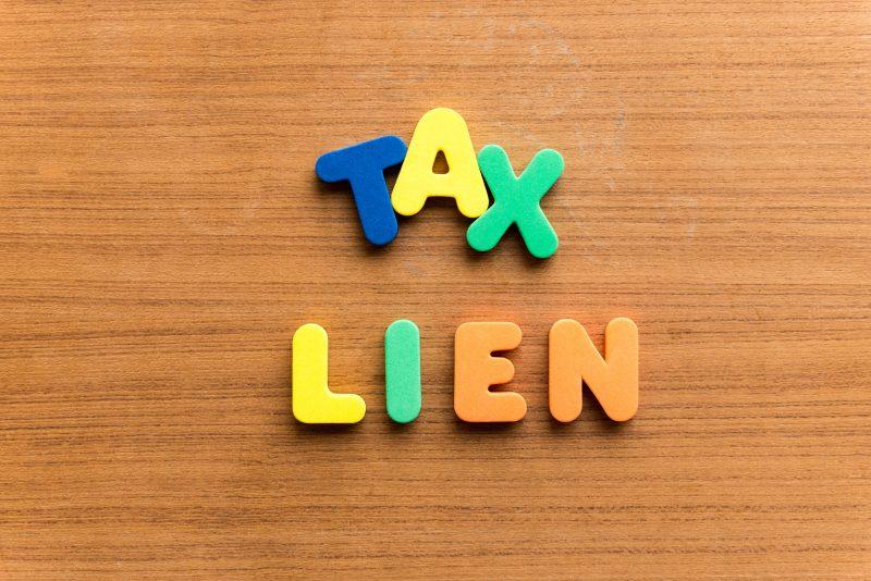 avoiding a tax lien, Gravamen Fiscal
