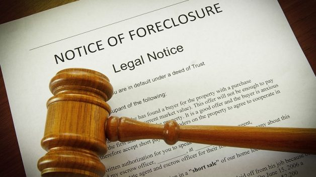Foreclosure Process Kansas, Como Los Embargos Ocurren En Kansas