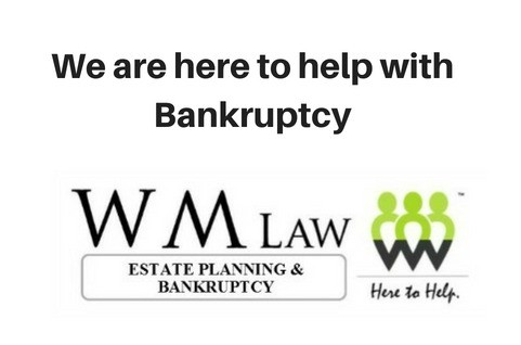 We are here for Bankruptcy Help!