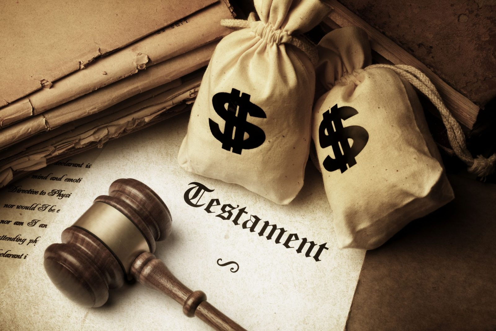 Inheritance During Bankruptcy