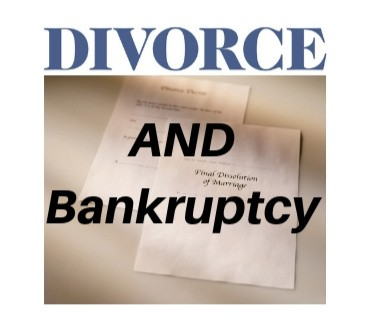What If I Am in the Middle of a Chapter 13 Bankruptcy and I Get Divorced?