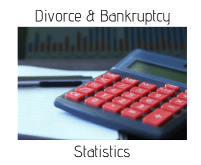 Divorce and Bankruptcy Statistics