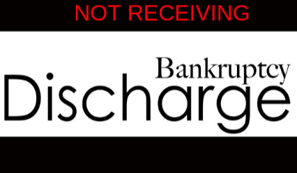 When Would You NOT Receive a Discharge in Bankruptcy?