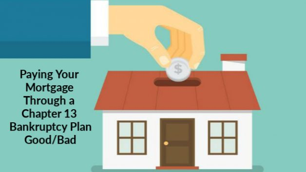 Paying Your Mortgage Through a Chapter 13 Bankruptcy Plan