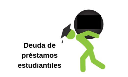 Deuda de préstamos estudiantiles