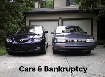 Can You Keep a Car and File Bankruptcy?
