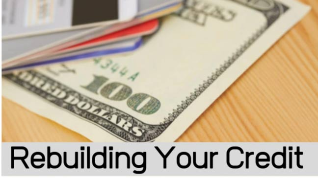 Using a Secured Credit Card to Rebuild Your Credit After Bankruptcy