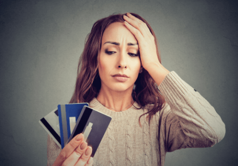 Did you know that credit card debts can be erased when you file Chapter 7 bankruptcy?