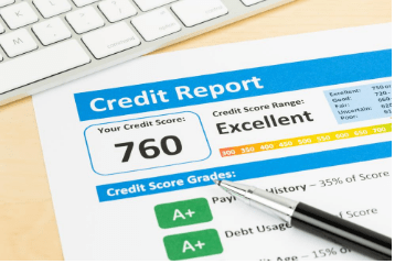 What will my credit report and credit score look like after filing for bankruptcy?
