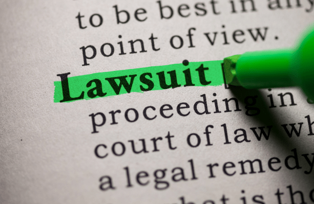 Getting Sued and Bankruptcy