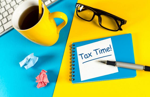Es la temporada de devolución de impuestos nuevamente