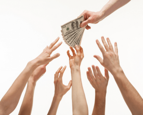 La tercera ronda de cheques de estímulo no está protegida contra embargos