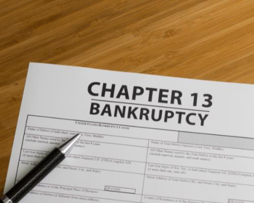 Pagos del plan de un Capítulo 13