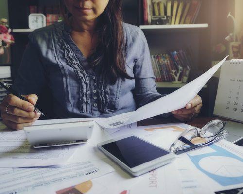 Tenga cuidado con los impuestos sobre la renta sobre los beneficios de desempleo para el año fiscal 2021